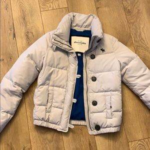Girls' Abercrombie & Fitch Parka
